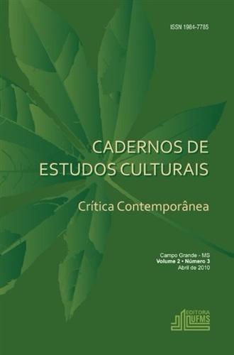 (REVISTA) Cadernos de Estudos Culturais – Crítica Contemporânea (Volume 2 | Número 3)