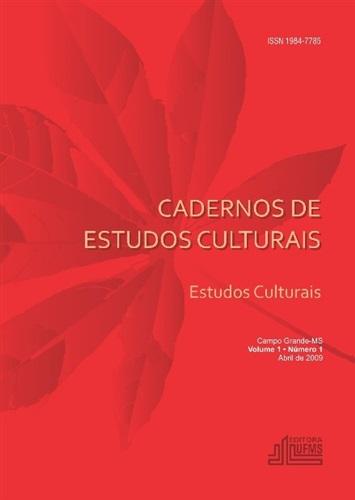 (REVISTA) Cadernos de Estudos Culturais – Estudos Culturais (Volume 1 | Número 1)