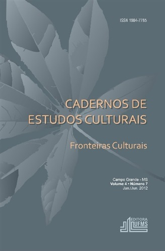 (REVISTA) Cadernos de Estudos Culturais – Fronteiras Culturais (Volume 4 | Número 7)