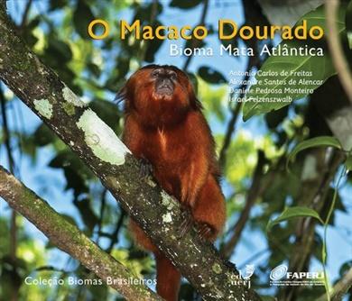 O Macaco Dourado: bioma Mata Atlântica