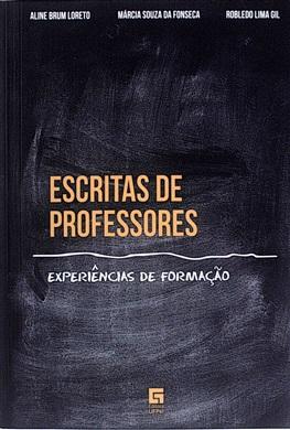 Escritas de professores: Experiências de formação
