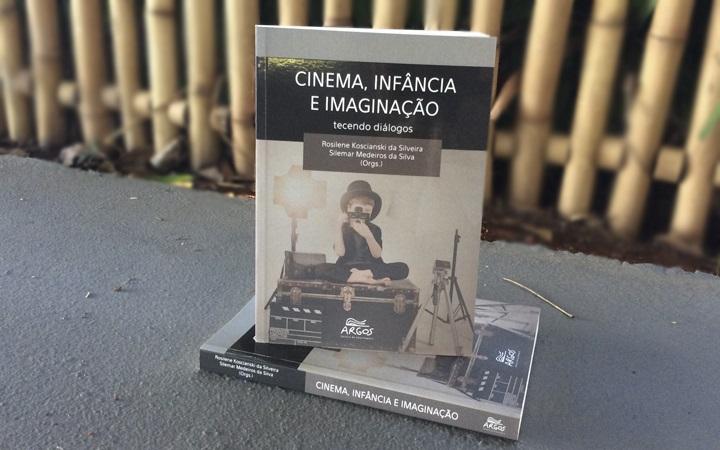 """Argos lança """"Cinema, infância e imaginação: tecendo diálogos"""""""