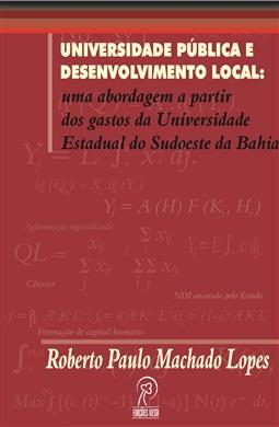 Universidade pública e desenvolvimento local: uma abordagem a partir dos gastos da Universidade Estadual do Sudoeste da Bahia