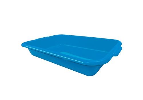 Banheira Gato Joy Azul Plástica Furacão Pet