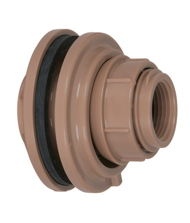 ADAPT AA FLANGE+ANEL CX DAGUA 25MM 3/4""