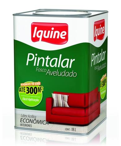 TINTA ACR FO ECO 18L PINTALAR AREIA