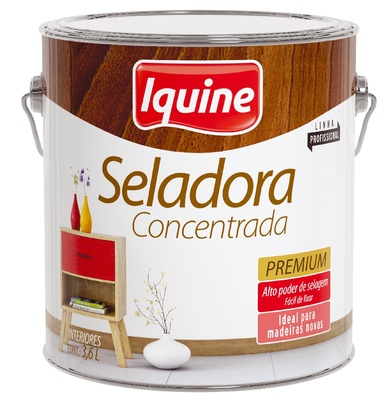 SELADORA P/MAD 3,6L IQUINE NATURAL