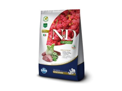 N&D Quinoa Canine Digestion Cordeiro 2,5kg