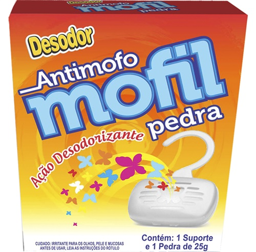 MOFIL PEDRA 25G CABIDE