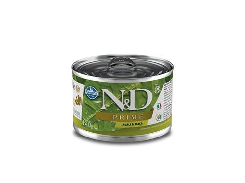 N&D Canine Lata Prime Javali 140g