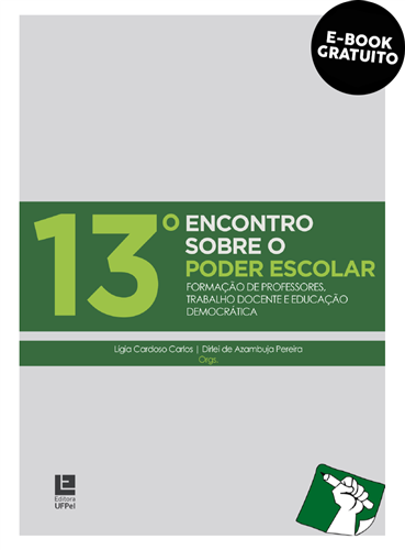 13° Encontro sobre o poder escolar (e-book)