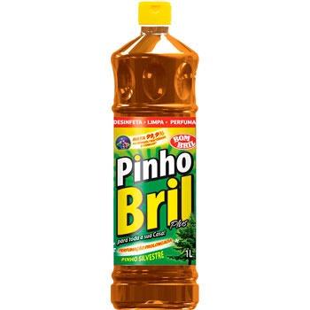 DESINF. 500 ML PINHO BRIL SILVESTRE PLUS