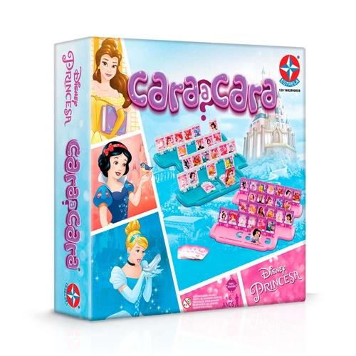 Cara a Cara Princesas Disney - Estrela