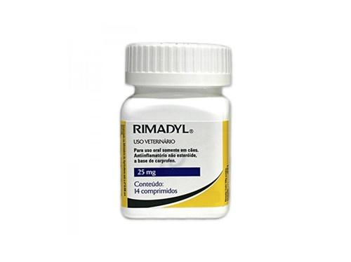 Rimadyl Mastigável  25mg - C/14 Comp