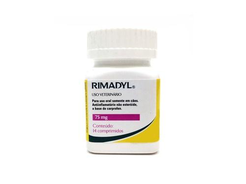 Rimadyl Mastigável  75mg - C/14 Comp
