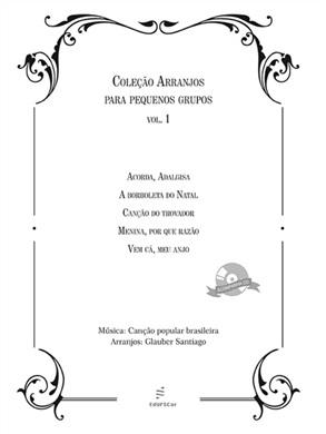 Coleção Arranjos para pequenos grupos volume 1