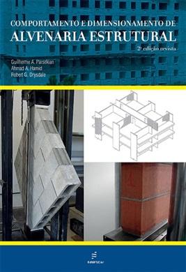 Comportamento e dimensionamento de alvenaria estrutural 2ª edição revisada