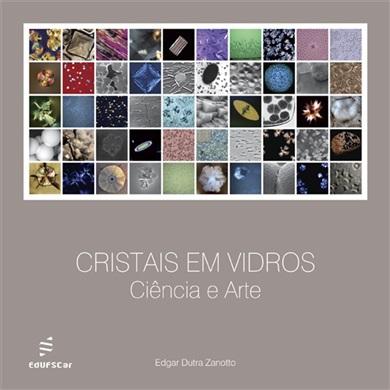 Cristais em vidro: ciência e arte