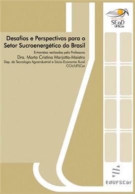 Audiolivro - Desafios e perspectivas para o setor sucroenergético do Brasil