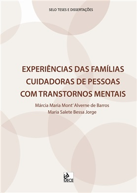 Experiências das famílias cuidadoras de pessoas com transtornos mentais