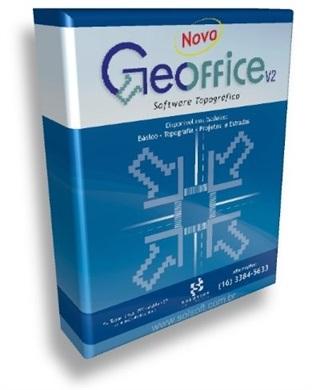 GeoOffice V2 - Módulo TOPOGRAFIA