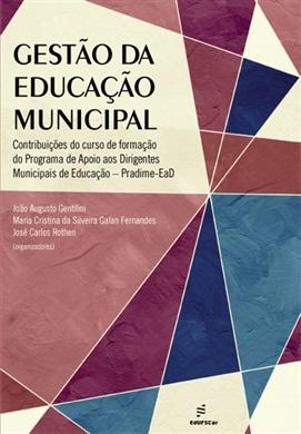 Gestão da educação municipal: contribuições do curso de formação do programa de apoio aos dirigentes municipais de educação
