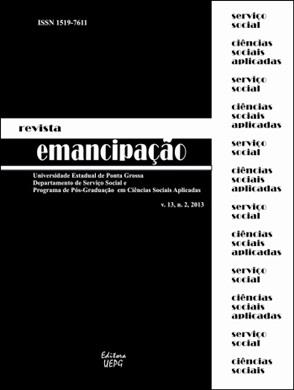 REVISTA EMANCIPAÇÃO -  2013 - 13 (2)