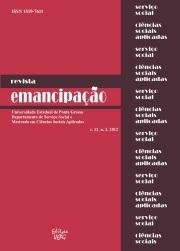 REVISTA EMANCIPAÇÃO - 2012 - 12(2)