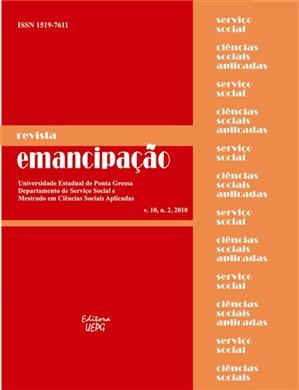 REVISTA EMANCIPAÇÃO - 2010 - 10(2)