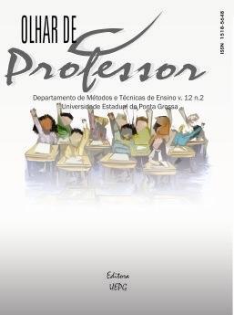 REVISTA OLHAR DE PROFESSOR - 2009 - 12(2)