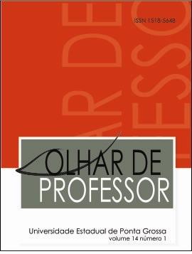 REVISTA OLHAR DE PROFESSOR - 2011 - 14(1)