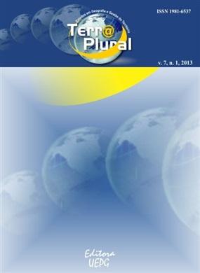 REVISTA TERRA PLURAL - 2013 - 7(1)