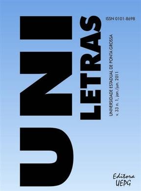 REVISTA UNILETRAS - 2011 - 33(1)