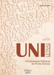 REVISTA UNILETRAS - 2012 - 34(1)