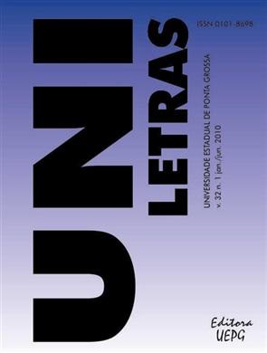 REVISTA UNILETRAS - 2010 - 32(1)
