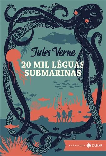 20 mil léguas submarinas: Edição bolso de luxo