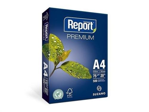 PAPEL A4 500 FOLHAS REPORT