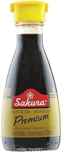 MOLHO SAKURA MOLHEIRA 150ML