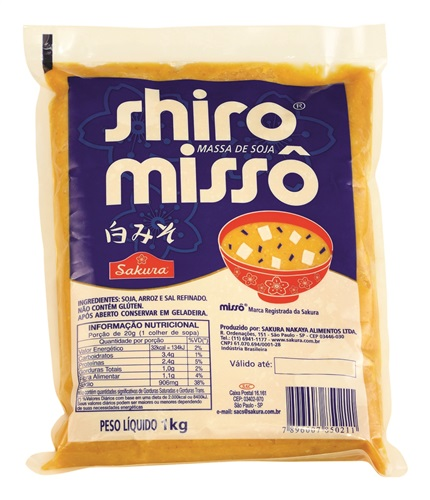 MISSO SAKURA SHIRO 1KG