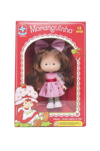 Boneca Moranguinho - Estrela