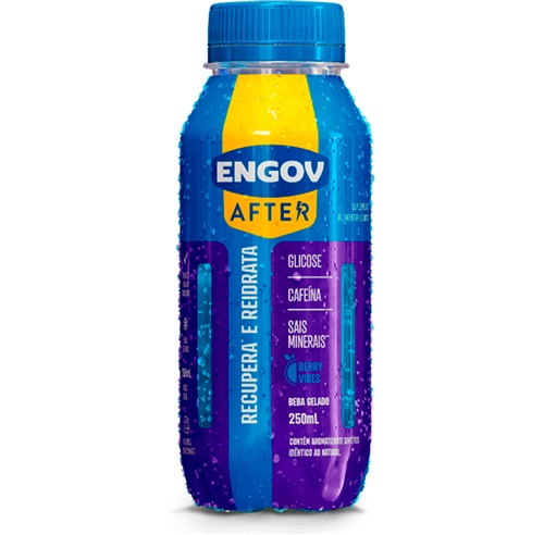 ENGOV AFTER 250ML BERRY VIBES