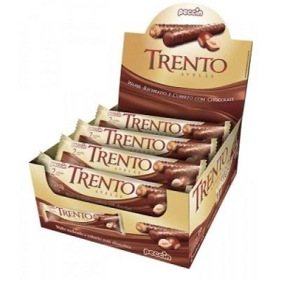 DOCE TRENTO CHOCOLATE C/ AVELA 32G