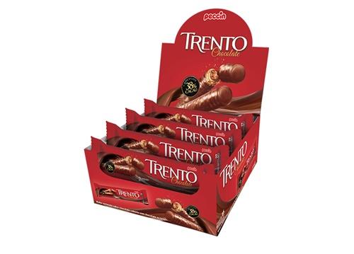 DOCE TRENTO CHOCOLATE AO LEITE 32G