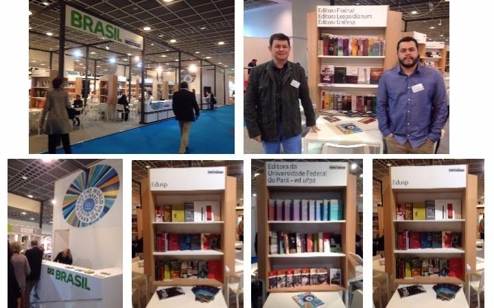 32 editoras representaram o Brasil na Feira do Livro de Frankfurt 2017