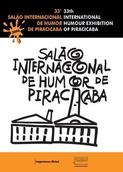 33º Catálogo do Salão Internacionao de Humor de Piracicaba