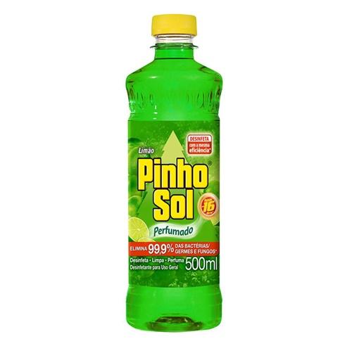 DESINF. 500 ML PINHO SOL LIMAO