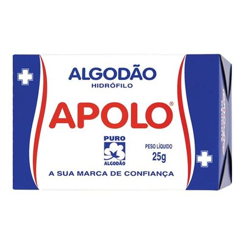 ALGODAO APOLO 25 G