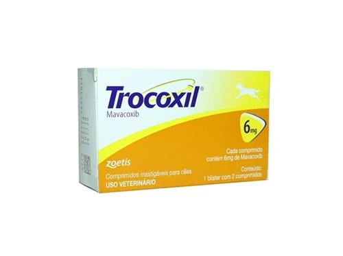 Trocoxil  6mg - 2 Comprimidos