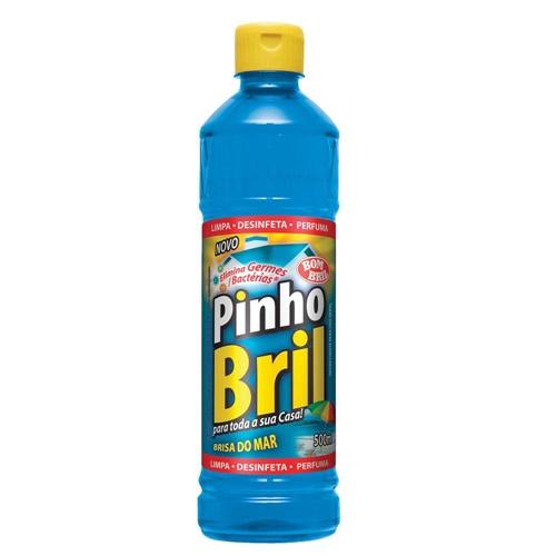 DESINF. 500 ML PINHO BRIL BRISA DO MAR
