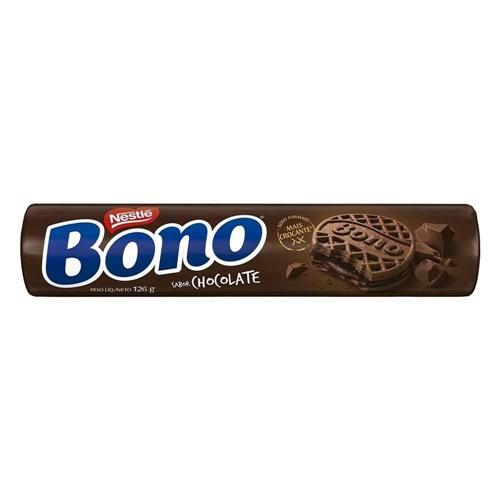 BISCOITO RECH. BONO CHOCOLATE 126G